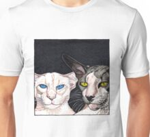 Mini and Phoenix Unisex T-Shirt
