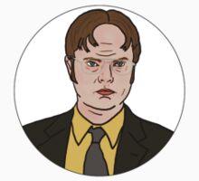 Dwight Schrute  Kids Tee