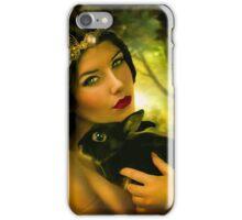 Forest Elf iPhone Case/Skin