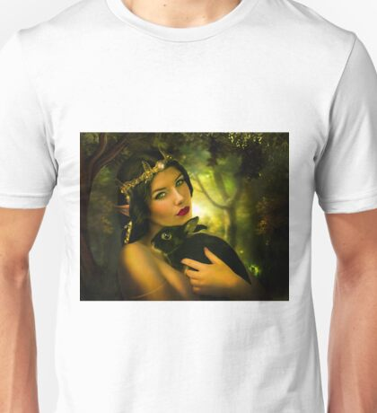 Forest Elf Unisex T-Shirt