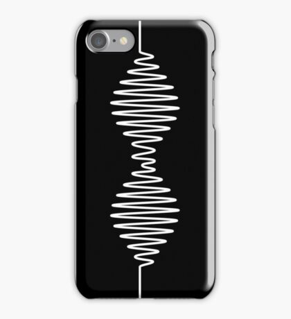 Arctic Monkeys - AM iPhone Case/Skin