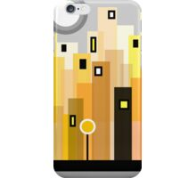 Escape To The City iPhone Case/Skin