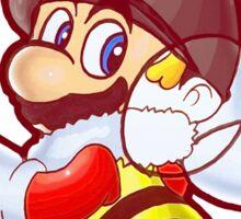 Bee Mario Sticker