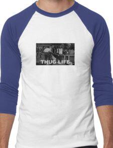 Throwback - Bernie Sanders Men's Baseball ¾ T-Shirt
