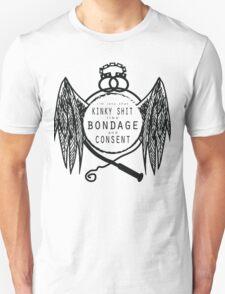 Bondage and Consent Unisex T-Shirt