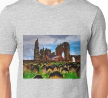 The Abbey from the Graveyard Unisex T-Shirt