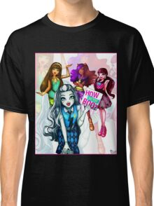 How do you boo? - Monster High Classic T-Shirt