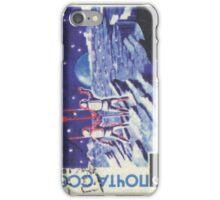 Soviet Moon Walk iPhone Case/Skin