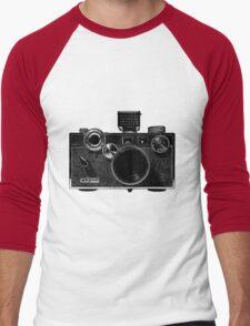 Argus C3 Men's Baseball ¾ T-Shirt