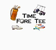 Golfing Time Fore Tee Unisex T-Shirt