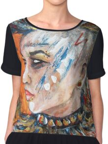Once we were Warriors 1 Chiffon Top