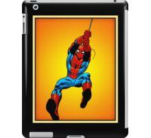 Comic Spider Man iPad Case/Skin