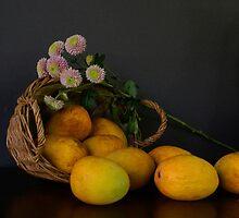 Mangoes by Gilberte