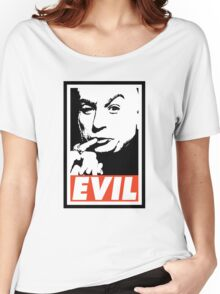 Dr. Evil Women's Relaxed Fit T-Shirt