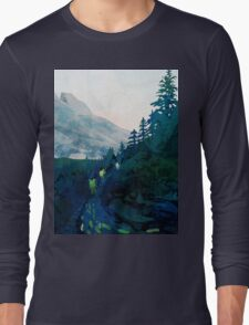 Heritage Art Series - Jade Long Sleeve T-Shirt