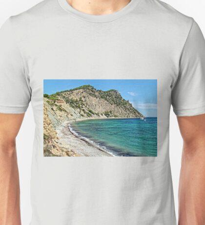 The Beach at Sol Den Serra Unisex T-Shirt