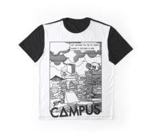 Campus - Bastille  Graphic T-Shirt