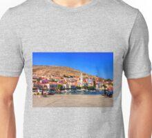Nimborio's Church Unisex T-Shirt