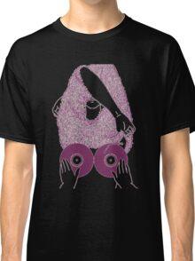BOOBS VINYL Classic T-Shirt