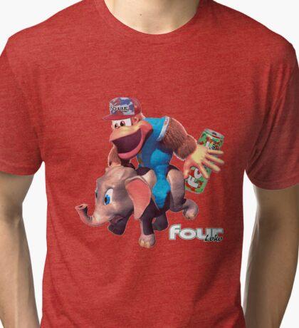 Loco 4 Loko Tri-blend T-Shirt