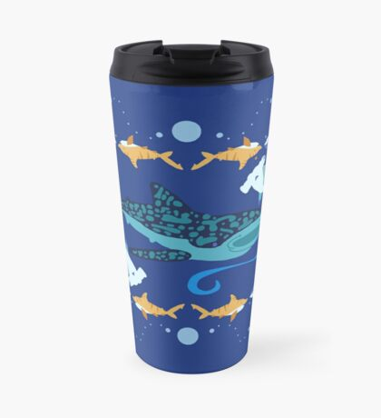 Snappy Sharks Travel Mug