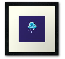 Sad Day Framed Print