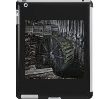 Mill Waterwheel iPad Case/Skin