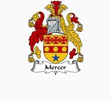 Mercer Coat of Arms / Mercer Family Crest Unisex T-Shirt