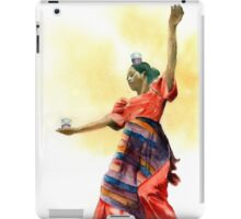 Filipino Dancer 02 iPad Case/Skin