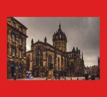 Edinburgh High Kirk One Piece - Long Sleeve