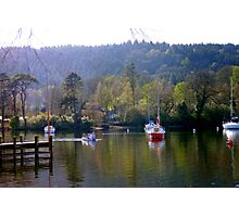 Fell Foot Windermere Photographic Print