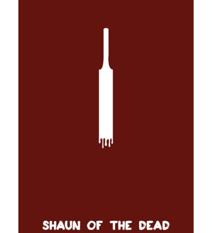 Shaun of the Dead Sticker