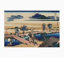 Mt Fuji with Travelers Baby Tee