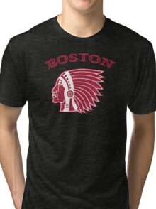 Boston Braves - 1912 logo Tri-blend T-Shirt