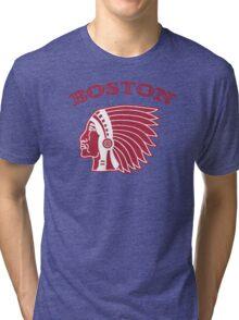 Boston Braves - 1912 logo Tri-blend T-Shirt