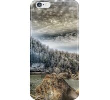 Winter River iPhone Case/Skin