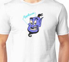 Aladdin - The Applause Genie Unisex T-Shirt