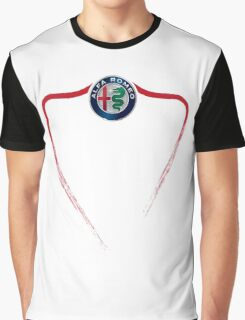 Alfa Romeo of Birmingham front Graphic T-Shirt