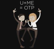 U+ME=OTP 11xRIVER Kids Tee