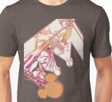 Hearts & Key Unisex T-Shirt