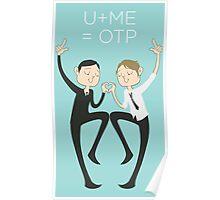 U+ME=OTP MORMOR Poster