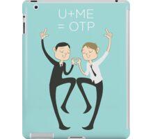 U+ME=OTP MORMOR iPad Case/Skin