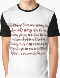 The Story Graphic T-Shirt