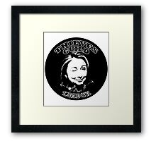 Hillary Thieves Guild Leader Framed Print
