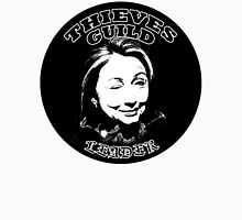 Hillary Thieves Guild Leader Unisex T-Shirt