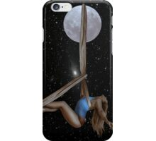 Lunar Yoga iPhone Case/Skin