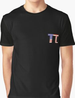 American Pi Graphic T-Shirt