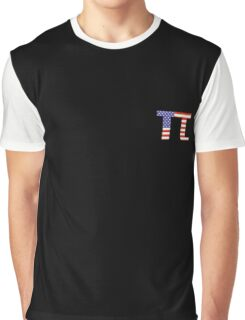 American Pi Graphic T-Shirt