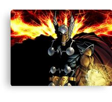 Beta Ray Bill Canvas Print