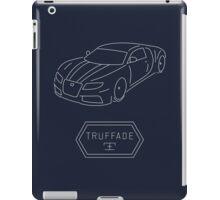 GTA V - Adder Outline (White) iPad Case/Skin